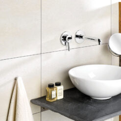 Dumawall+ Plus Beige Bathroom Wall Cladding