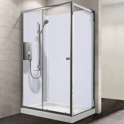MB Maxi Shower Panel Gloss White