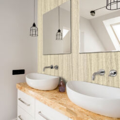 MB Elegance Mineral Quarried Beige Bathroom Cladding