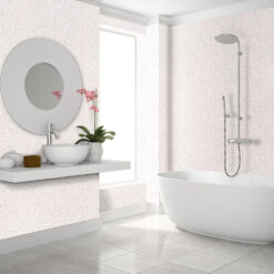 MB Decorwall Elite Sparkle White Bathroom Cladding