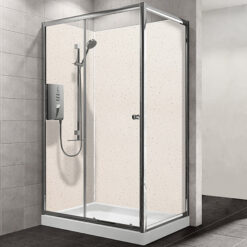 MB MAXI Shower Wall Panel Beige Sparkle