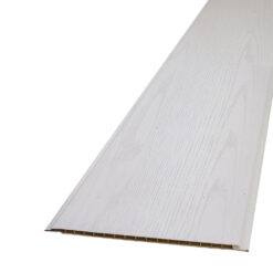 Decorceil White Wood Grained Ceiling Cladding