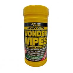 Everbuild Heavy Duty Wonder Wipes - Hands - Tools - Surfaces