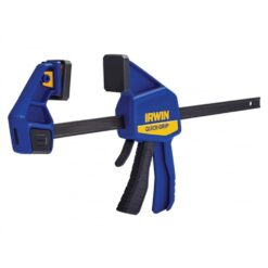 Irwin 300mm quick grip clamp and spreader 135kg force.
