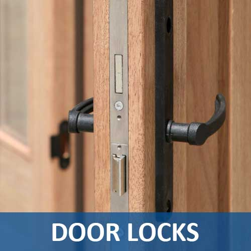 door locks, Multipoint door locks, door hardware
