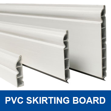 Buy PVC Skirting Board from MB DIY