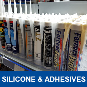 Buy Silicone & Adhesive from MB DIY