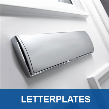 Buy Door Letterplates from MB DIY