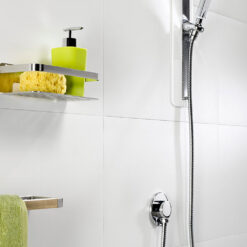 Dumawall+ Plus White Bathroom Wall Cladding