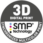 Duma 3d Digital Print wall panels with SMP Technology