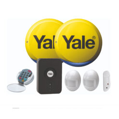 IYH6610 Yale HSA6610 Smart Home Wireless App Enabled Alarm Kit